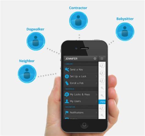 Iphone Door Lock by Kwikset Outs Iphone Exclusive Wireless Door Lock