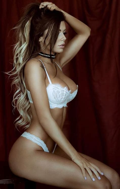 Juli Annee   Juli Annee   Pinterest   Lingerie, White lingerie and  outfits
