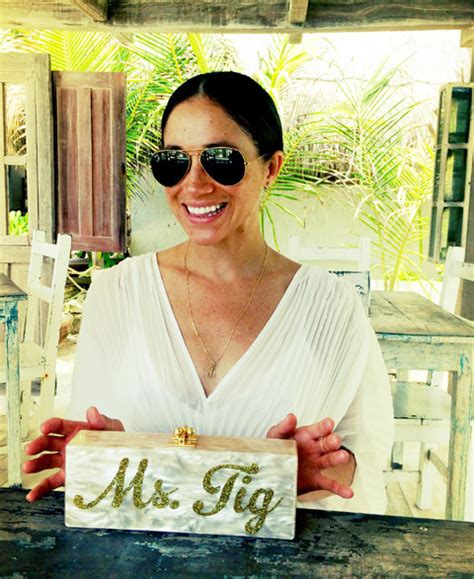 the tig meghan markle experience the world of suits star meghan markle s new
