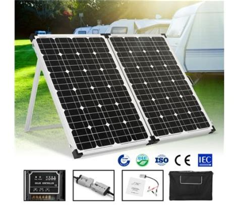 best solar panel deals 120w foldable solar panel kit bestdeals co nz
