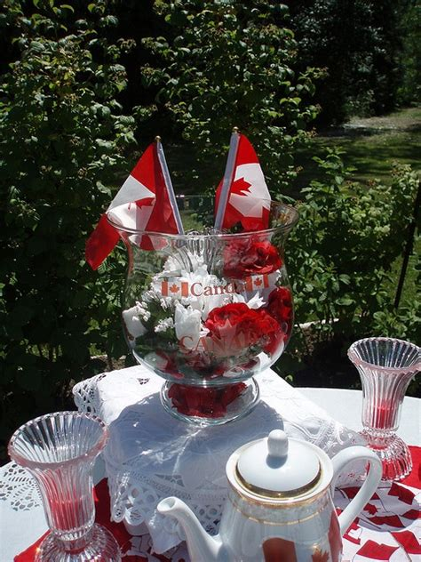 canadian decorations 1000 ideas about canada day on canada