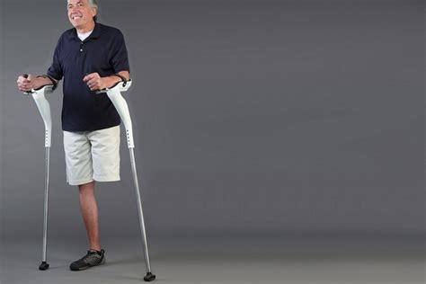 how to make crutches more comfortable on hands m d crutches