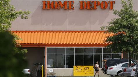 home depot hack could be largest 56 million credit