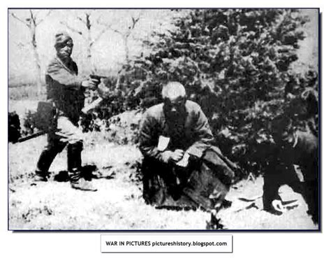 buried alive mass killings of pows and civilians by tito s partisans books history world war 2 japanese of nanking 1937