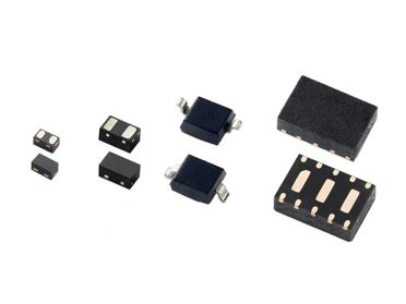 tvs diode choice automotive qualified diode arrays offer aec q101 compliant overvoltage protection solutions