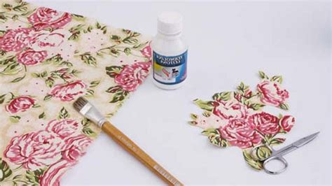 Decoupage Supplies - my arts crafts creative diy ideas guides