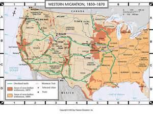 atlas map western migration 1850 1880