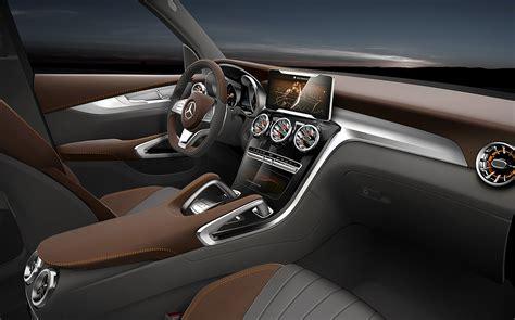 interni mercedes mercedes glc coupe prezzo foto dimensioni motori e