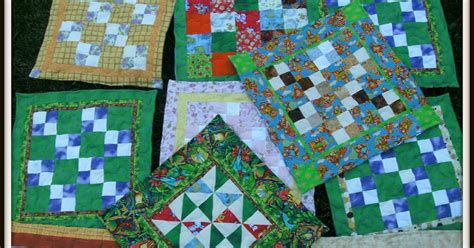 Preemie Quilts by Sunshower Quilts 11 Preemie Quilts All In A Row