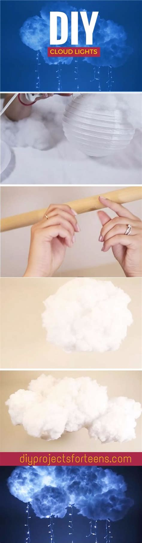 how to make bedroom cooler in summer diy cloud light teenagers and teen crafts on pinterest