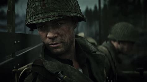 Tom To In World War Ii Drama by Damn Call Of Duty Has Got Some Faces Kotaku Australia