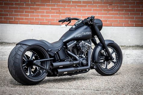 Boy Harley omg harley softail custom boy by rick s motorcycles