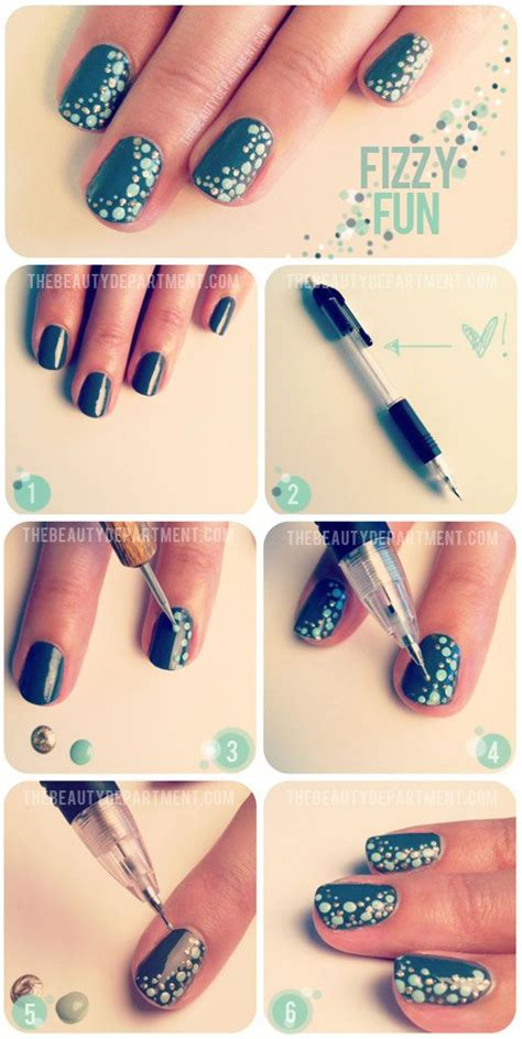 gallery for gt simple nail art tutorial