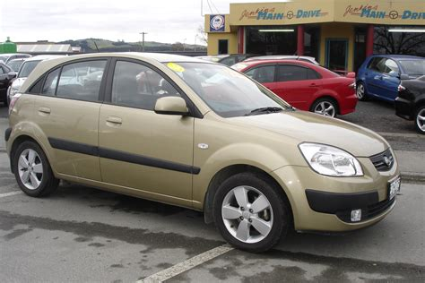 Kia Hatchback 2006 2006 Kia Ii Hatchback Pictures Information And