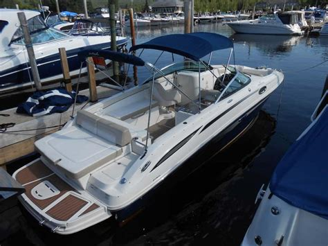 deck boat nh 2013 used sea ray 280 sundeck deck boat for sale 74 900
