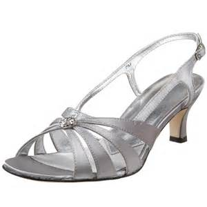 Affordable designer evening shoes for women with low heels 2013
