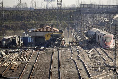 human error suspected  italian high speed train crash
