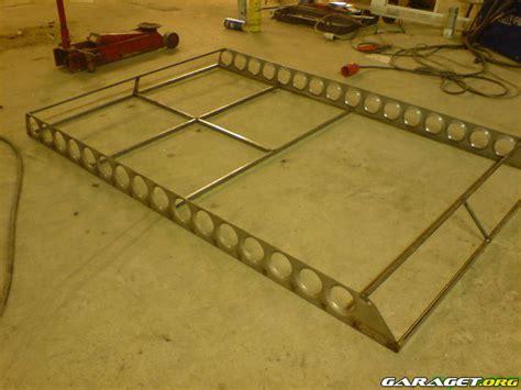 homemade roof rack basket roof rack page 3 jeep cherokee forum