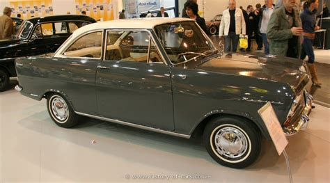 1963 Opel Kadett For Sale by Opel 1963 Kadett A Coupe The History Of Cars