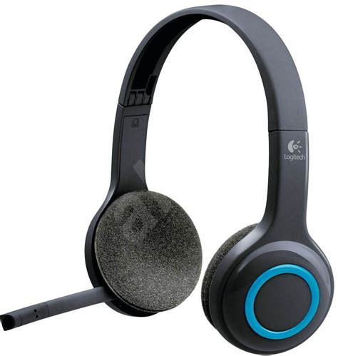 Headphone Wireless Logitech Logitech Wireless Headset H600 Headphones With Mic