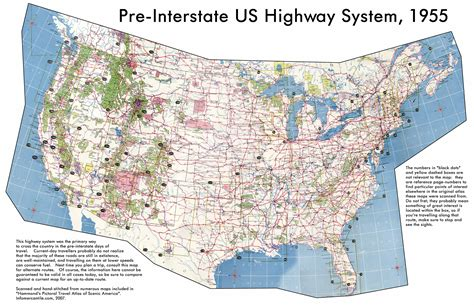 map of interstates in usa us map with cities and highways www proteckmachinery