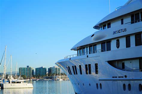 boat brokers marina del rey developer rick caruso s 216 foot yacht the invictus is