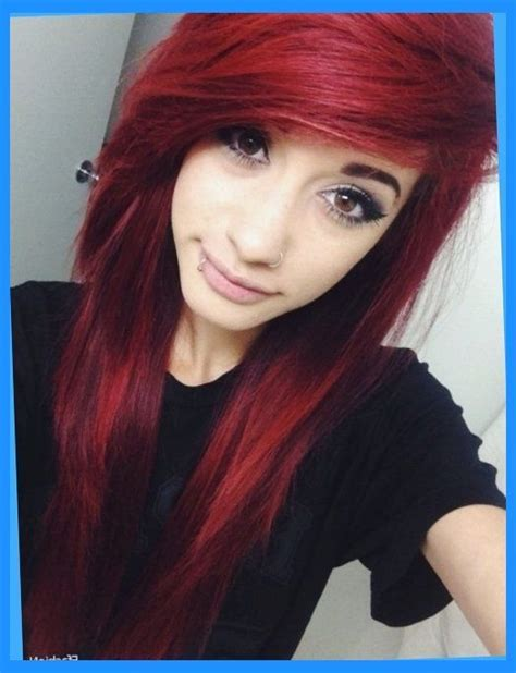 emo hairstyles wikihow 25 best ideas about brown scene hair on pinterest emo