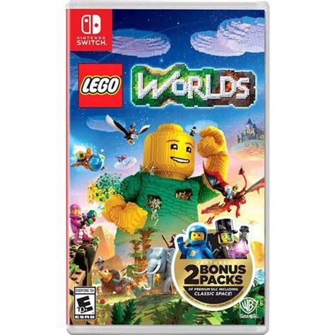 Lego Ninjago The Nintendo Swicht lego worlds nintendo switch best buy