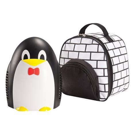 Nebulizer Penguin 1 drive airial penguin pediatric compressor nebulizer child friendly design