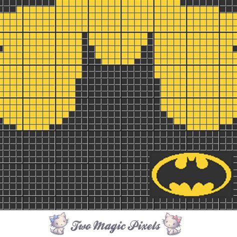 knitting pattern batman logo batman logo inspired crochet blanket twomagicpixels