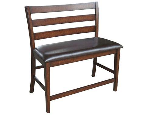 ladder back bench intercon kona solid mango wood ladder back bench inkabs669lb