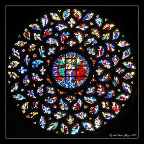 imagenes vidrieras goticas vidriera g 243 tica 2 parroquia santa eugenia