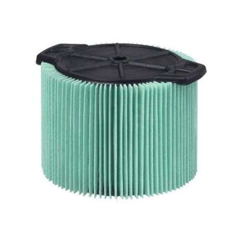 ridgid hepa media filter for 3 0 gal to 4 5 gal ridgid