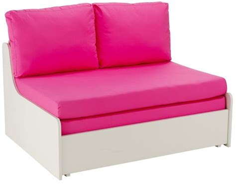 pink bed buy stompa pink double sofa bed online cfs uk