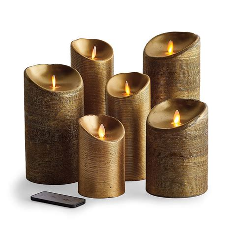 battery operated candles battery operated candles flameless candle frontgate