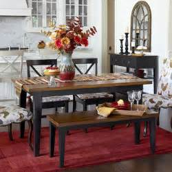 pier one dining room tables carmichael rubbed black dining table pier 1 imports