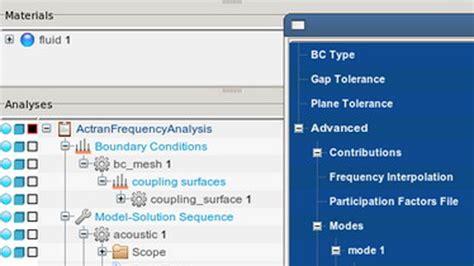 format file rst actran vi dedicated pre post processor for actran