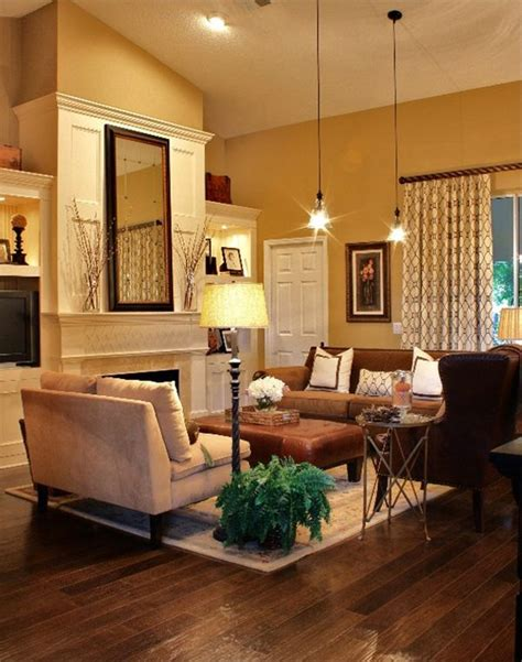 Warm Brown Living Room by 25 Best Ideas About Warm Color Schemes On