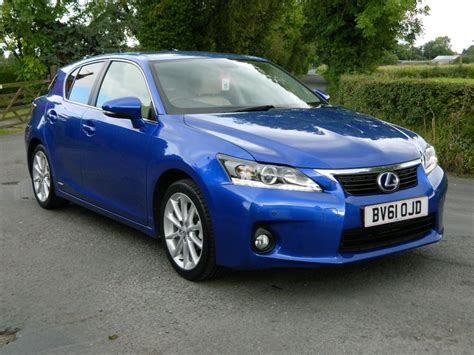 used lexus ct 200h for sale