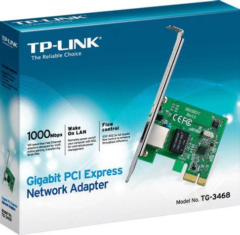 tp link tg 3468 gigabit pcie network adapter nic tp link flipkart