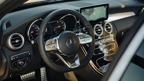 mercedes c 2019 interior 2019 mercedes c class price features mercedes