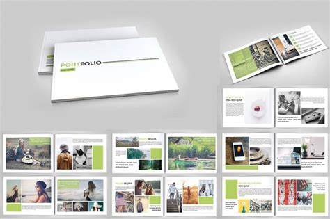 70 Modern Corporate Brochure Templates Design Shack Architecture Portfolio Template Indesign Free