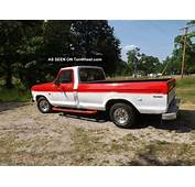 1973 Ford F100 Pickup Truck