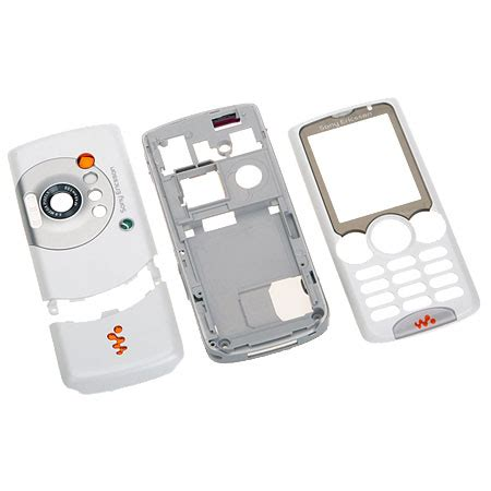 Housing Sony Ericsson K630 Housing Housing Casing Cassing 700468 genuine sony ericsson w810i replacement housing white