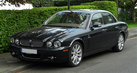 jaguar xj type file jaguar xj 2 7 d x350 facelift frontansicht 17