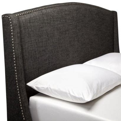 charcoal grey headboard 1000 ideas about grey upholstered headboards on pinterest