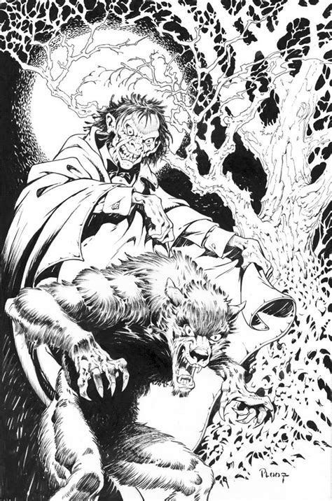 Books & Comics | Werewolf News