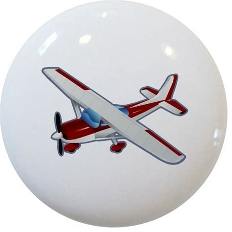 Airplane Drawer Knobs by Airplane Ceramic Cabinet Drawer Knob Traditional