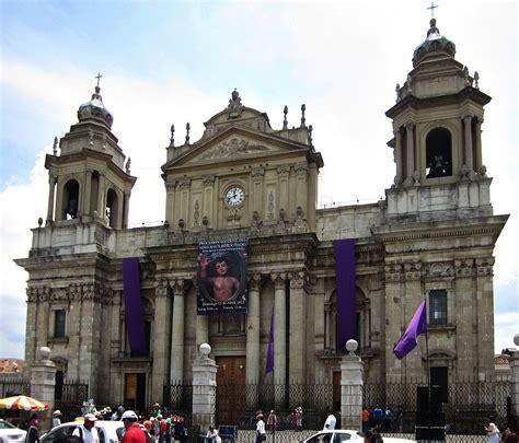 Guatemala Search Cathedral Of Guatemala City