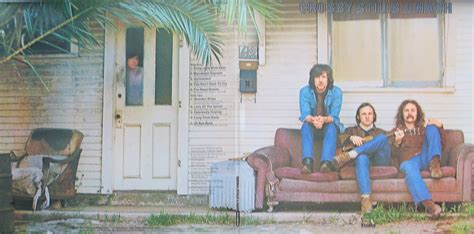S C Records Crosby Stills Nash 1969 Thrifty Vinyl